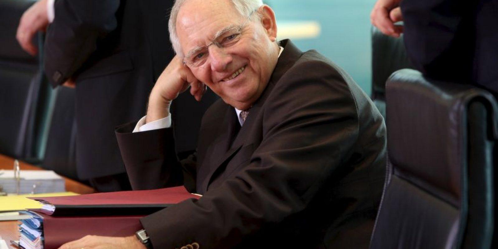 Él supone que la salida de la eurozona provocaría un alivio a Grecia Foto:Getty Images