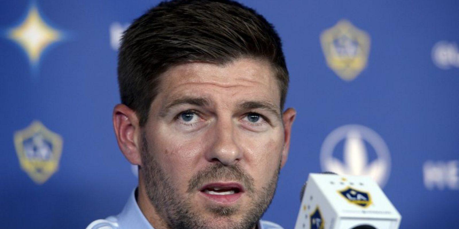 Gerrard recibirá un salario de 6 millones de dólares al año. Foto:Getty Images