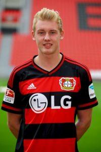 Tiene 19 años y juega de mediocampista en el Bayern Leverkusen. Foto:Getty Images
