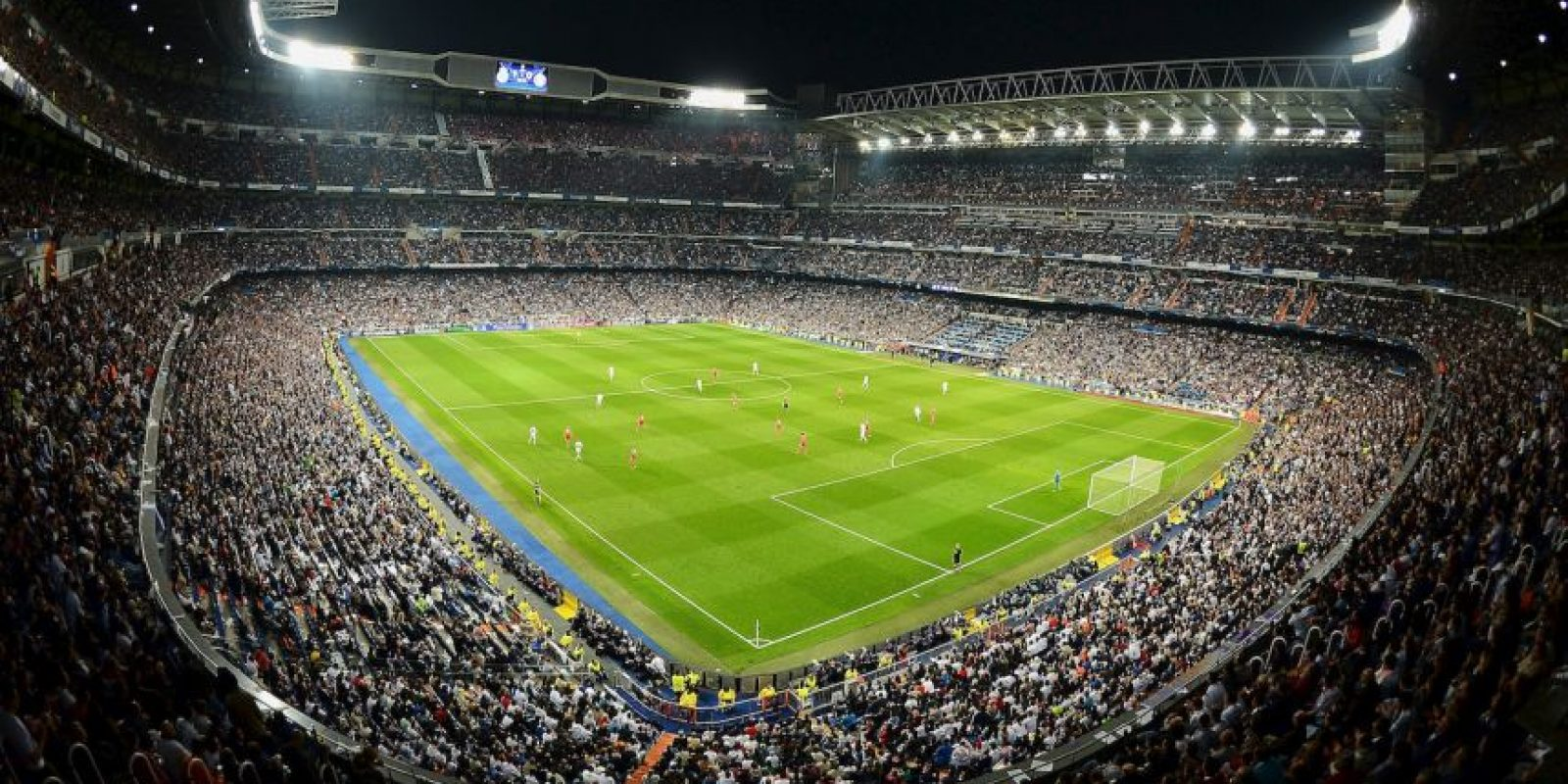 Santiago Bernabéu (Madrid, España) Foto: Getty Images