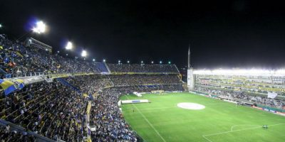 La Bombonera (Buenos Aires, Argentina) Foto:Wikimedia