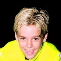 Un año antes de eso, ya tenía un proyecto benéfico con los Backstreet Boys y N' Sync. Foto:vía Getty Images