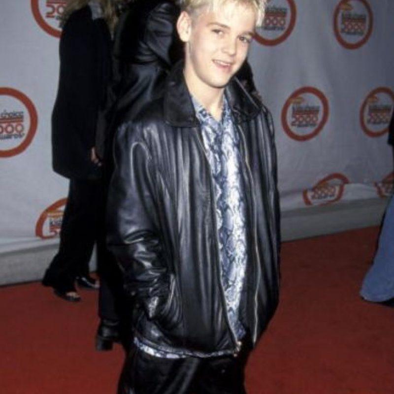 Allí cantó con su hermano Nick y fue reconocido internacionalmente. Foto:vía Getty Images