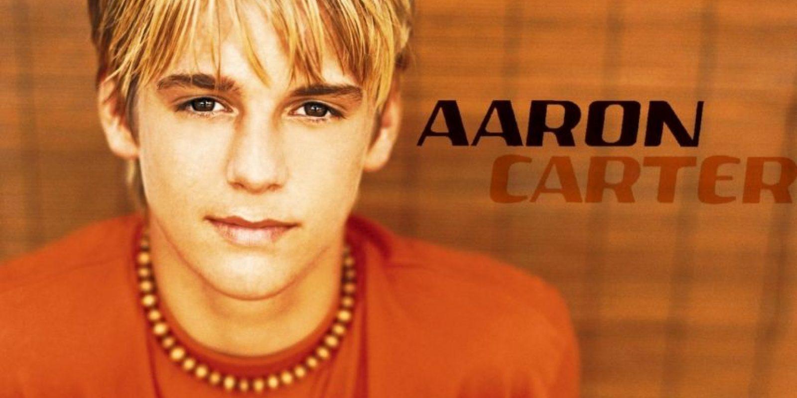 Apareció en 1997, en un recital de los Backstreet Boys en Berlín. Foto:vía Tumblr
