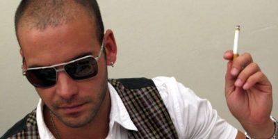 """Diego Cadavid personificó a """"Pepe Cadena"""" (en la vida real, Fernando Henao). Foto:vía Canal Caracol"""