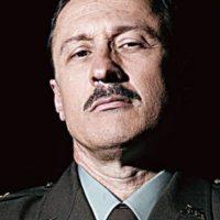 """Alberto Palacio era el comandante """"Ramiro Gutiérrez"""" (en la vida real, el coronel Danilo González). Foto:vía Canal Caracol"""