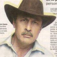 """Se especializó en narconovelas: Alias """"El Mexicano"""" y """"La viuda negra"""". Foto:vía Colarte"""