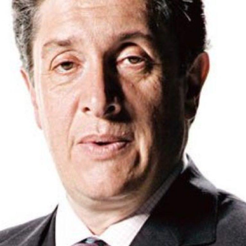 """Juan Ángel fue """"Humberto Paredes, alias 'Humber'"""" (en la vida real, Efraín Hernández, alias 'Don Efra'). Foto:vía Canal Caracol"""