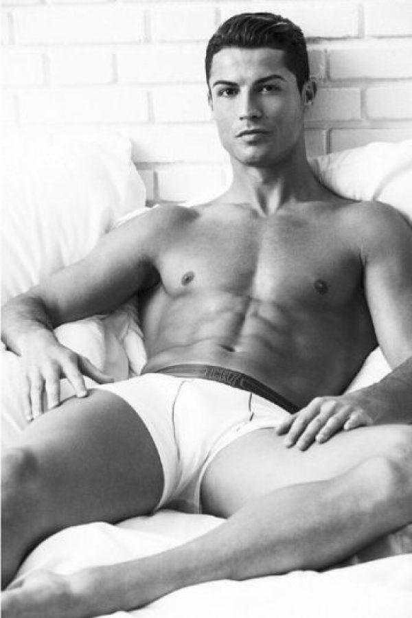 10. Cristiano Ronaldo Foto:Vía instagram.com/cristiano