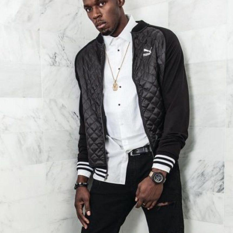 7. Usain Bolt Foto:Vía instagram.com/usainbolt