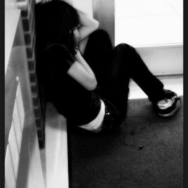 Los trastornos depresivos pueden estar, en mayor o menor grado, acompañados de ansiedad. Foto:Wikicommons