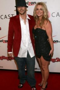 10. Britney Spears y Kevin Federline. Foto: Getty Images