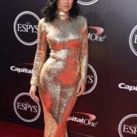 Este fue el look que Kendall usó en los ESPYS. Foto:vía Getty Images