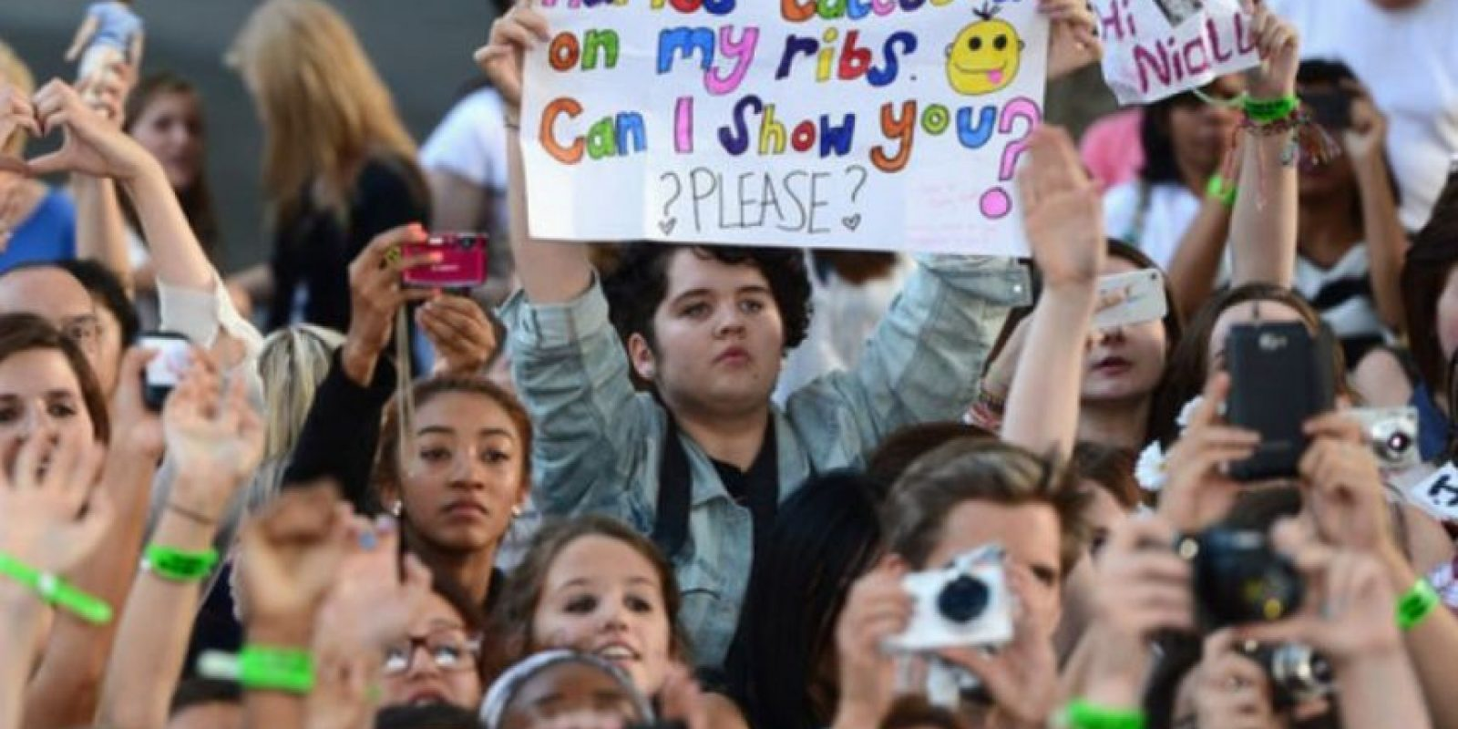 Y otros harían lo que fuera por ellos. Foto:vía Getty Images