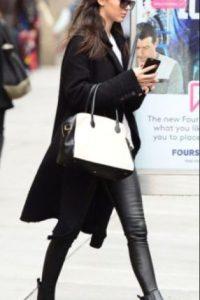 Kendall lo hace de su trabajo. Y este es su impecable estilismo. Foto:vía Getty Images