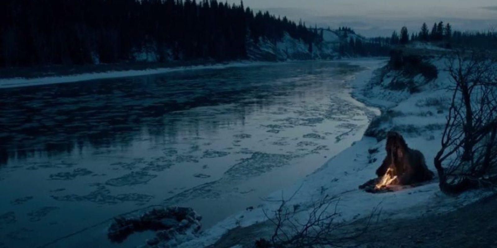 El filme está basado en la historia del explorador Hugh Glass. Foto:20th Century Fox