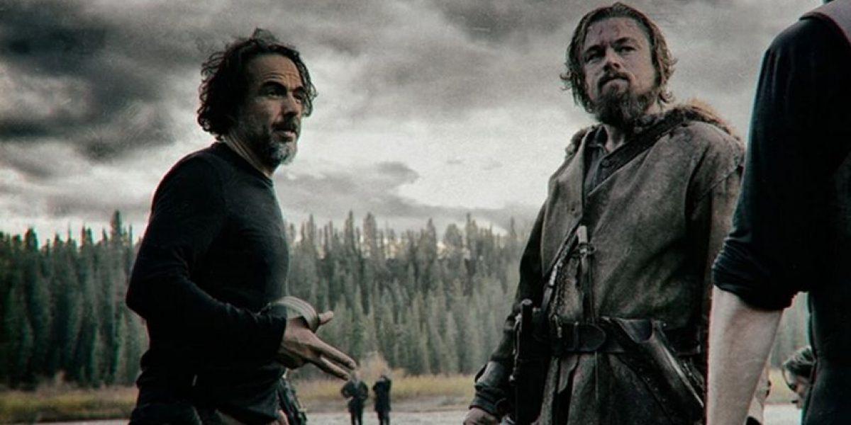 Leonardo DiCaprio y González Iñárritu buscan el Óscar con