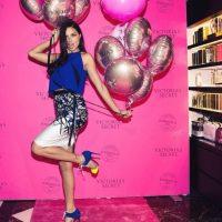 Ha sido imagen de Victoria's Secret desde el año 2000, una de las ángeles más reconocidas en el mundo. Foto:Via instagram.com/adrianalima/