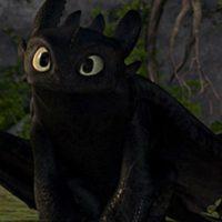 """4. Furia nocturna de la película """"Cómo entrenar a tu dragón"""" Foto:Tumblr"""