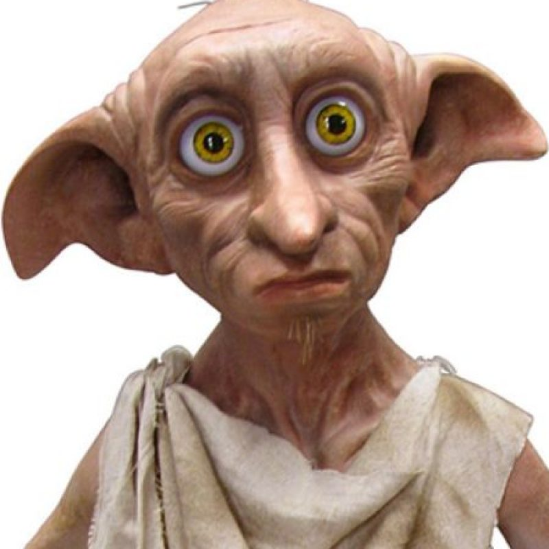 "11. Dobby de ""Harry Potter"" Foto: Lookslike"