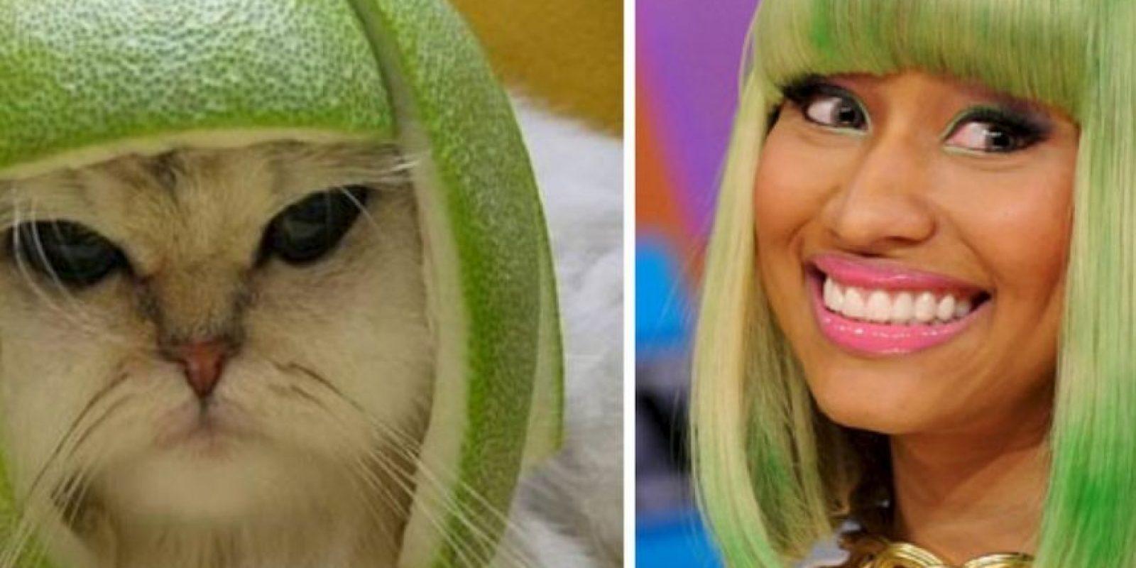 14. Nicki Minaj Foto:EpicFail