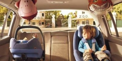 3. Podrían, en el apuro, olvidar las llaves del auto dentro, junto con su hijo. Foto:Tumblr