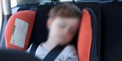 1. Para los niños es aterrador quedarse solos, pueden sentirse abandonados Foto:Pinterest