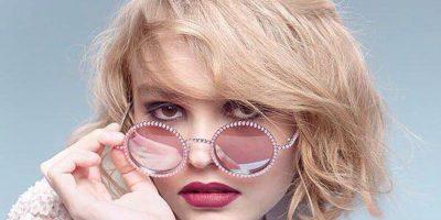 Lily Rose tiene 16 años Foto:Chanel