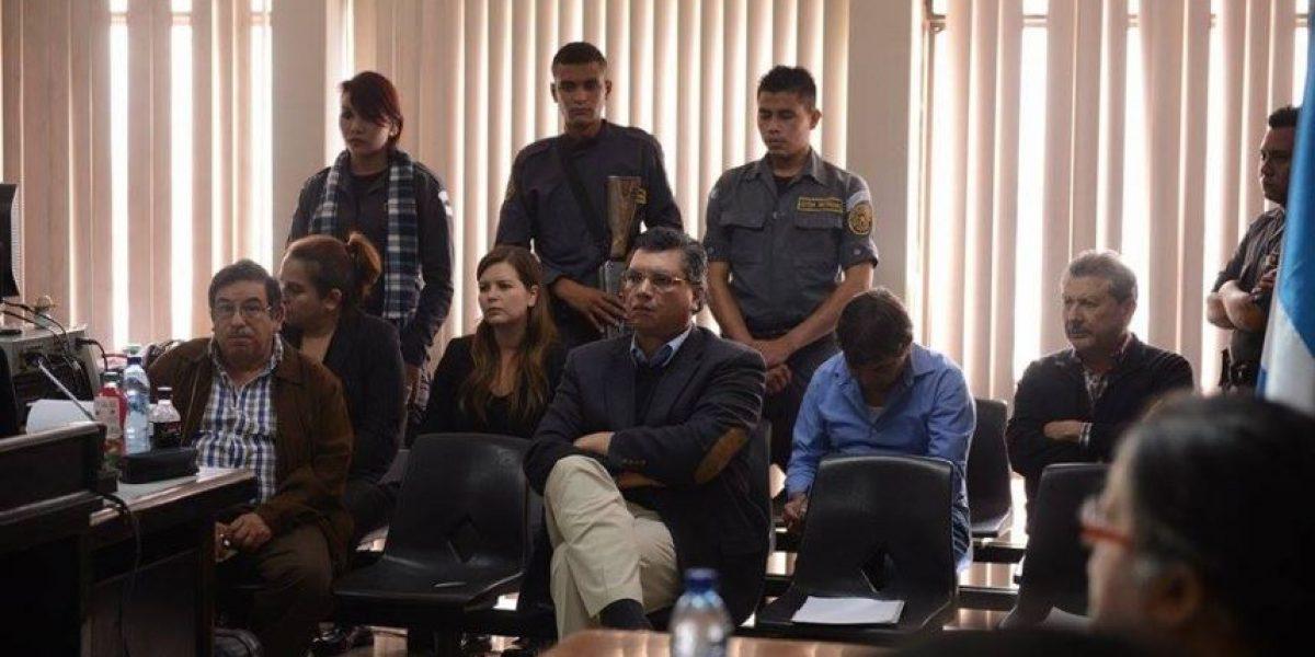 #CasoRedes: Yerno de Otto Pérez y cuatro más fueron enviados a prisión