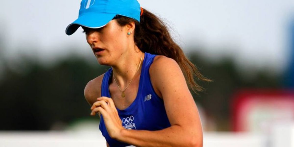 Isabel Brand se encuentra en #Toronto2015 con su clasificación olímpica