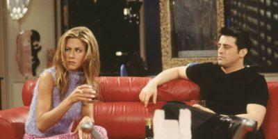 """El papel de """"Rachel"""" pudo ser de la actriz Téa Leoni, pero al final lo ganó Aniston Foto:vía facebook.com/friends.tv"""
