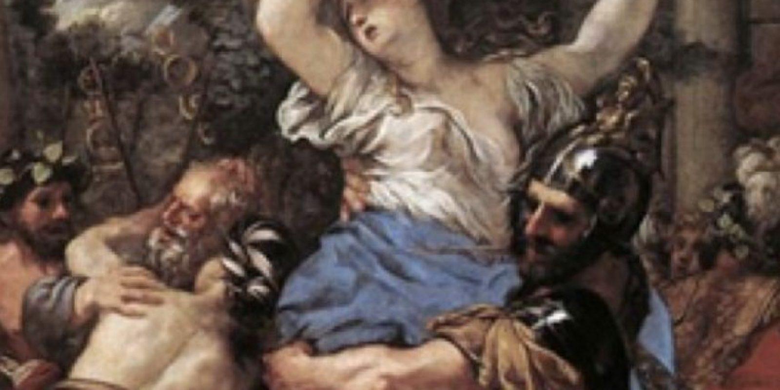 Quiomara era una noble gálata. Fue capturada por un centurión que trató de tener muchos avances con ella, pero nunca consiguió nada hasta que la violó. Foto:vía Wikipedia