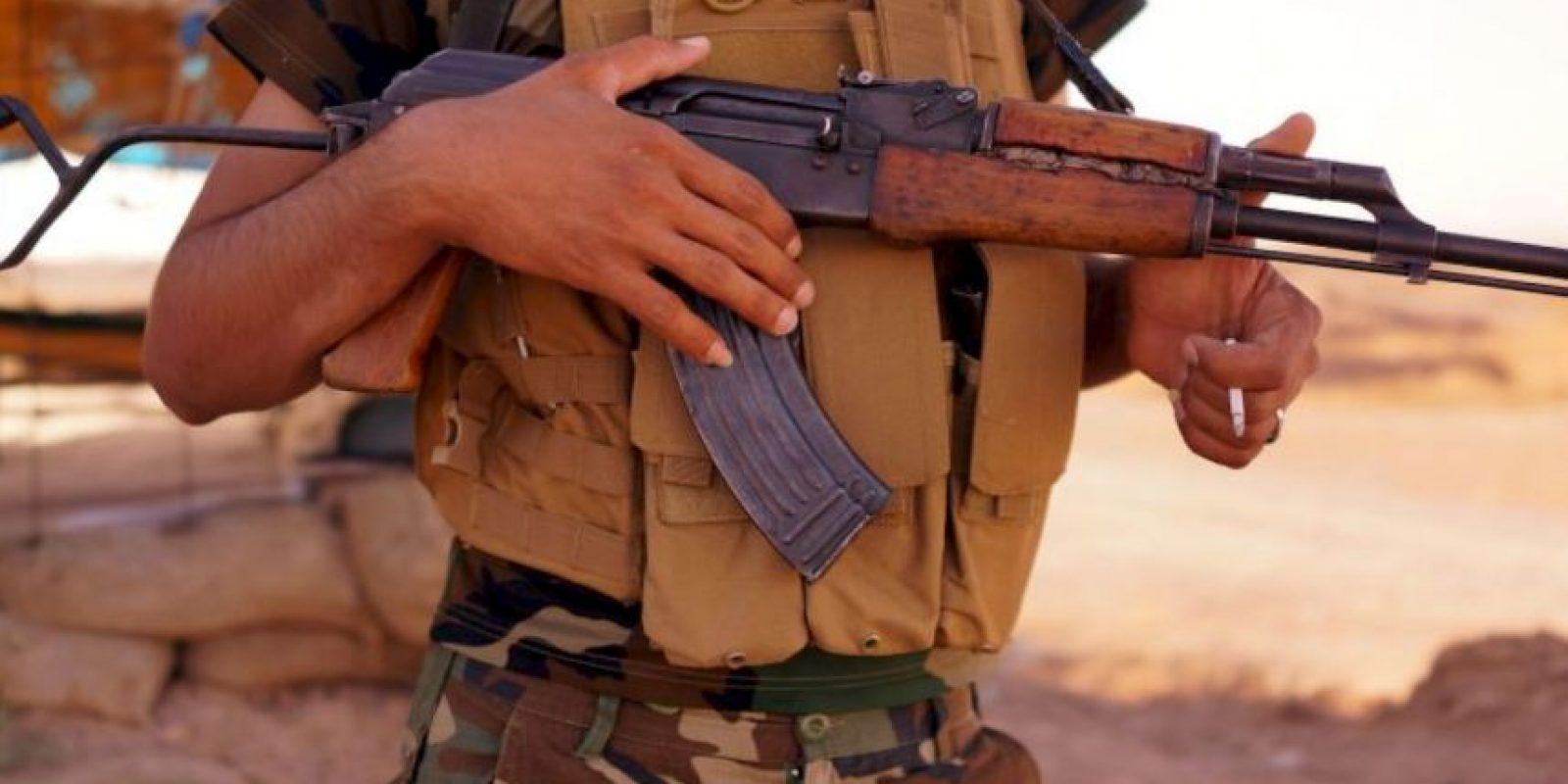 Es uno de los más mortíferos desde que el grupo yihadista conquistó grandes áreas del país en junio del año pasado Foto:Getty Images