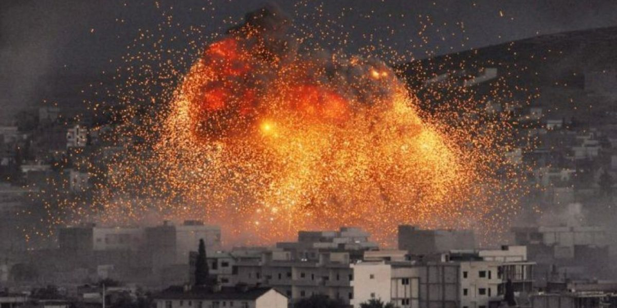 Atentado de ISIS deja 100 muertos en mercado de Irak