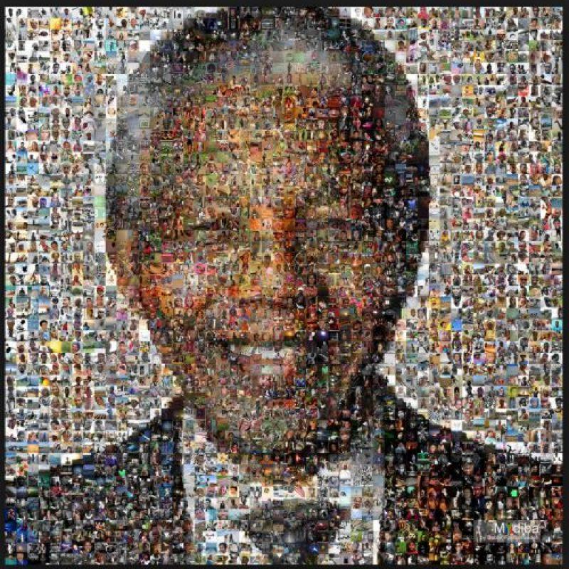 """10. """"Derribar y destruir es muy fácil. Los héroes son aquellos que construyen y que trabajan por la paz"""" Foto:Wikicommons"""