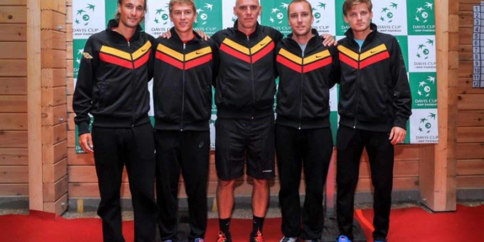 Bélgica blanqueó 5-0 a Canadá Foto:AFP