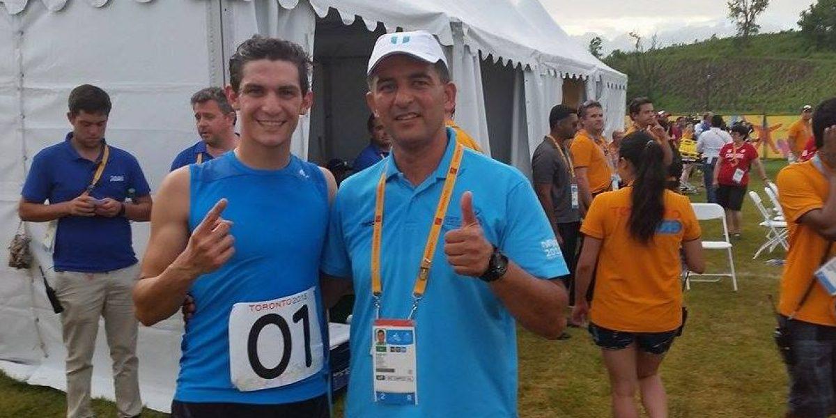 Fernández se multiplica por cinco y le da el oro a Guatemala