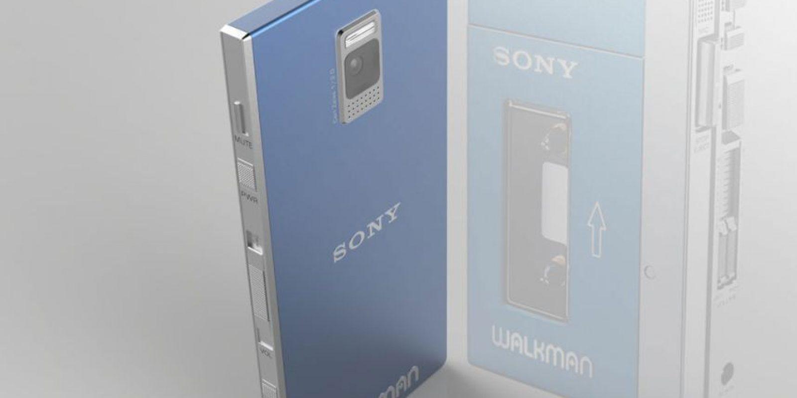 Walkman de Sony, para este diseñador, tendría que evolucionar a Talkman Foto:Pierre Cerveau