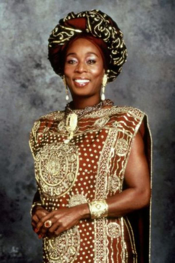 Madge Sinclair Foto: Agencias