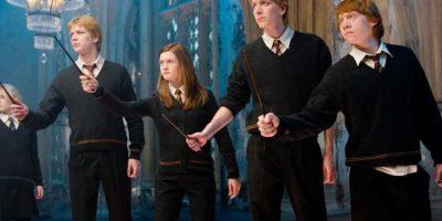 George jamás pudo volver a hacer un Patronus luego de la muerte de Fred, su hermano gemelo y compañero de vida. Foto:vía facebook.com/HarryPotterUK