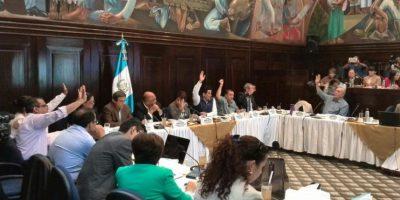 La reunión de la comisión. Foto:Publinews