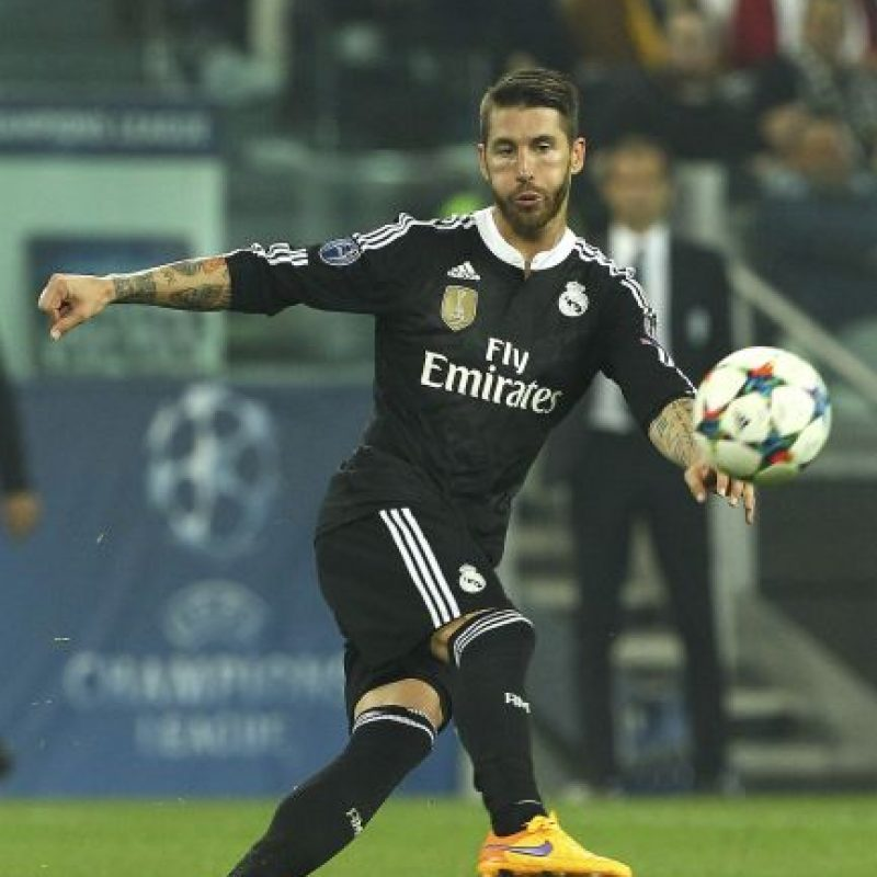 Sergio Ramos se hace con 5.95 millones de dólares Foto:Getty Images