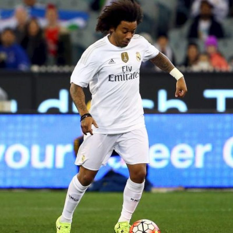 Marcelo gana 4.3 millones con el Madrid Foto: Getty Images