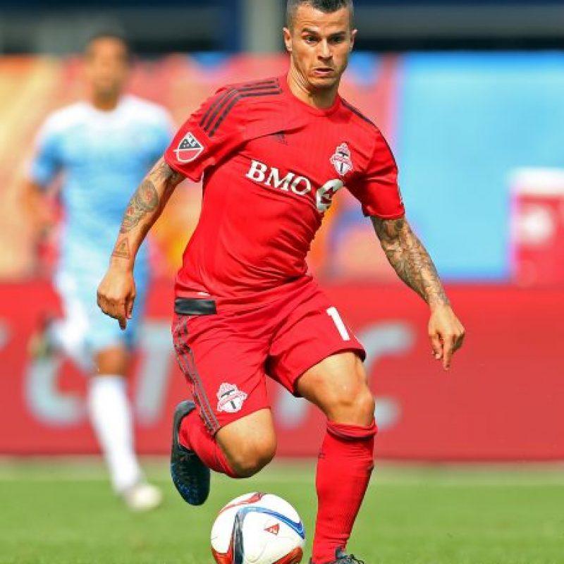 El italiano se embolsará 7.11 millones de dólares por temporada en Toronto Foto:Getty Images