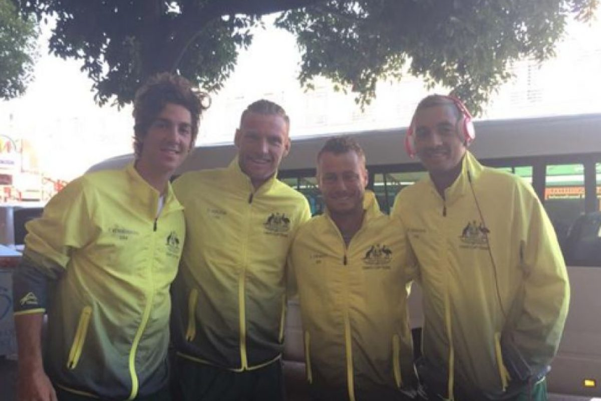 Los australianos superaron 3-2 a Kazajstan
