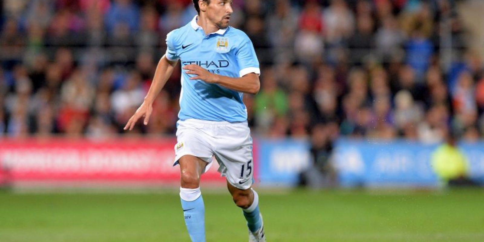 Jesús Navas se embolsa 4.9 millones de dólares en el Manchester City Foto:Getty Images