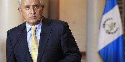Este año no se harán reformas a la SAT, según Otto Pérez