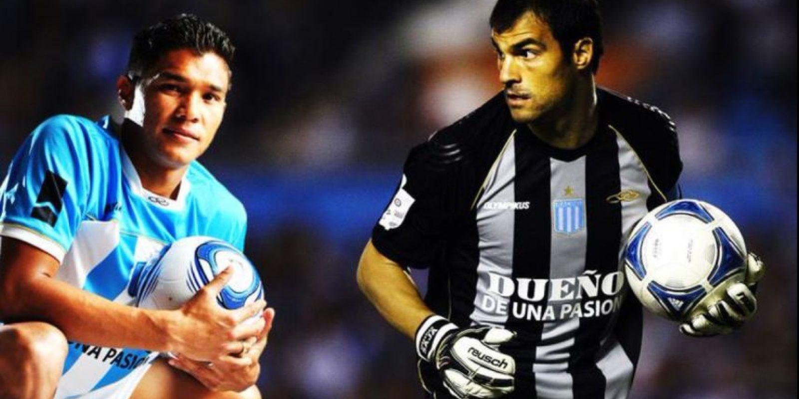 Sebastián Saja relató el momento en el que Teófilo Gutiérrez le apuntó con un arma en el vestidor del Racing Foto:Twitter
