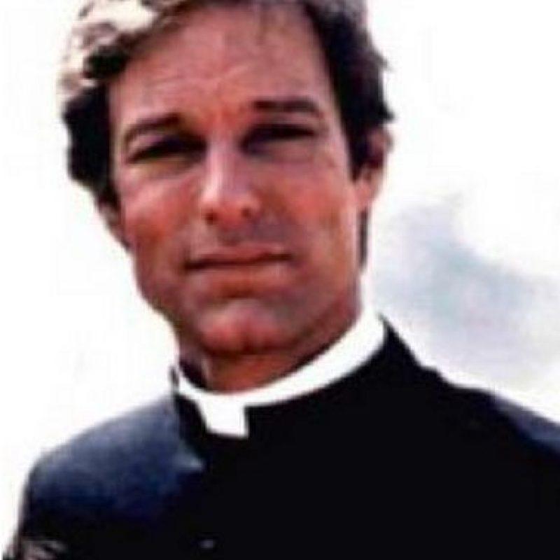 """Ralph de Bricassart"", de la serie ""El pájaro espino"" / Actor: Richard Chamberlain Foto:Wikicommons"