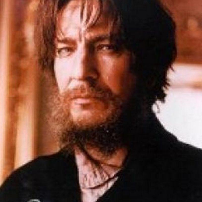 """""""Padre Grigori Rasputin"""", de la película """"Rasputin, la verdadera historia"""" / Actor: Alan Rickman Foto:Wikicommons"""
